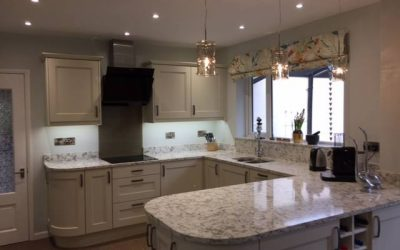 Beautiful Burbidge KEW kitchen