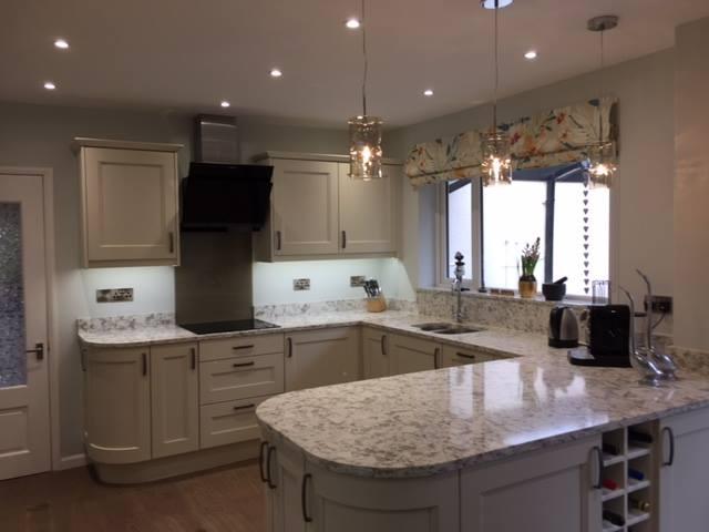 Beautiful Burbidge KEW kitchen