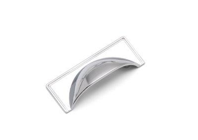 K1-172-cup handle chrome