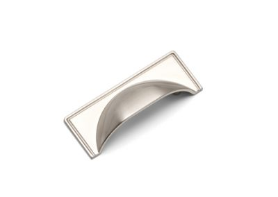 K1-171-cup handle brished nickel